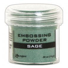 EPJ60406 Puder do embossingu Sage Metallic Ranger