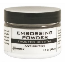 EPL44963 Puder do embossingu Ranger-Frosted Crystal duży 45g