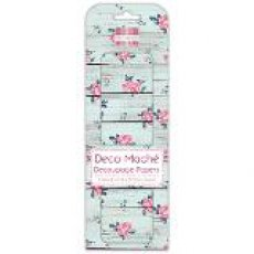 FEDEC277 First Edition Deco Mache-Wood Wash papier do decoupage\'u