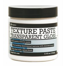 INK44741 Texture paste - Transparent Gloss- Ranger 116ml