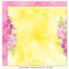 LP-FS02 Dwustronny papier do scrapbookingu - Fresh Summer 02