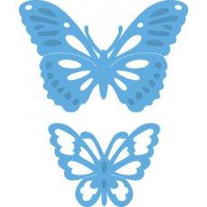 LR0356 Wykrojnik Marianne Design Creatable - Tiny's Butterflies 1 - motyle 1