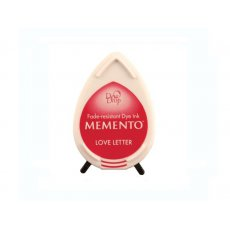 MD-302 Love Letter Tusze Memento Dew Drop