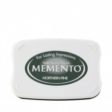 ME-709  Tusz wodny  Memento- ink pad- northern pine