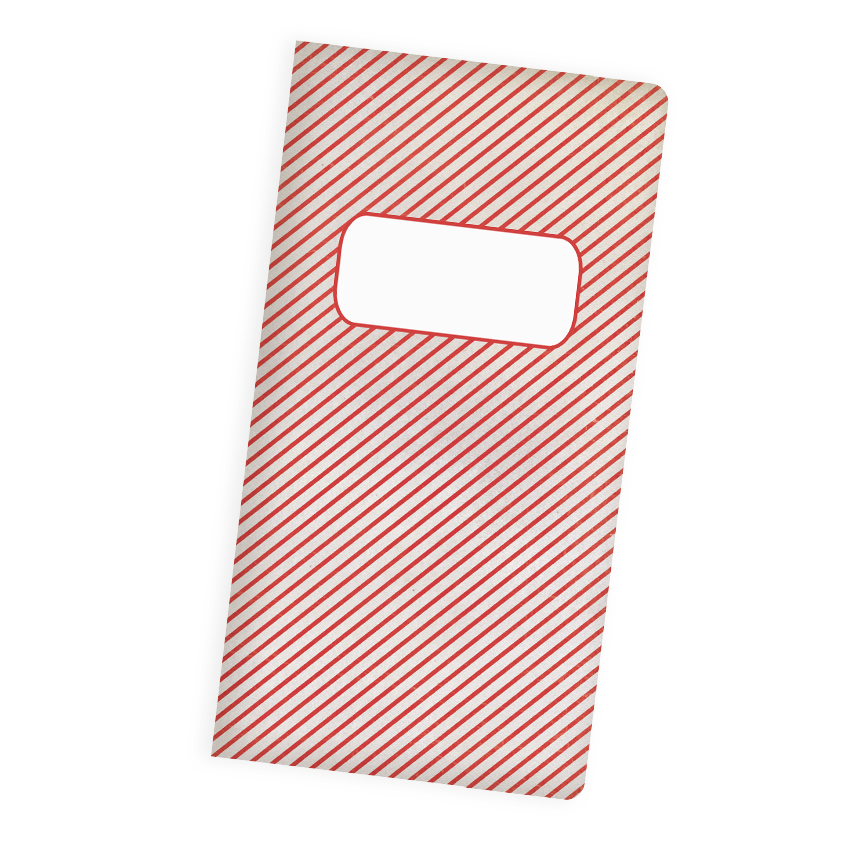 p13-333 Travel journal Rosy Cosy Christmas