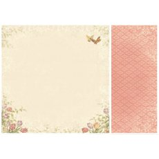 PD1401 Papier dwustronny- Signs of Spring - Fairytale of Spring