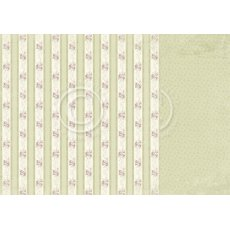 PD8209 Papier dwustronny 30,5x30,5cm-Where the Roses Grow-Rose patch