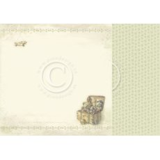 PD8603 Papier dwustronny 30,5x30,5cm- Theodore and Bella- Hide and seek