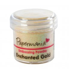 PMA4021004 Puder do embossingu Enchanted Gold