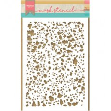PS8005- Maska Marianne Design -Tiny\'s speckles