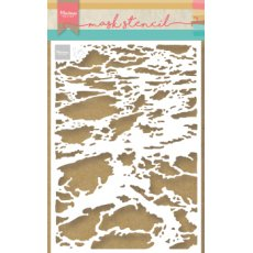 PS8032 Maska- Marianne Design - Tiny\'s Ocean - Ocean