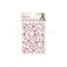 S-SC-EF5-RGARD Folder do embossingu Shabby Shic-Rose Garden