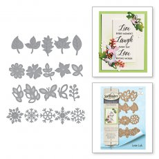 S5-338 Wykrojniki Spellbinders - Wreath Elements