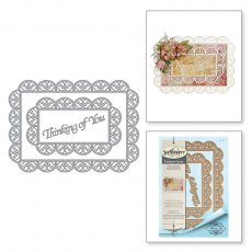 S6-135 Wykrojniki Spellbinders - Thinking of You