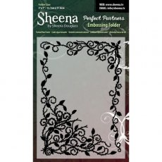 SD-PPEF-VINE Twisted Vine Frame Folder do embossingu - Sheena by Sheena Douglas