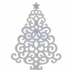 SDD238 Wykrojnik Sweet Dixi- Large Swirly Tree-choinka