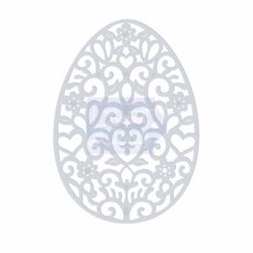 SDD293 Wykrojnik Sweet Dixie- Decorative Easter Egg- jajko wielkanocne