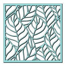 SDST0019 Maska Sweet Dixie - Skeleton Leaves Stencil