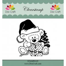 STAMP0105 Stempel Dixi Craft - miś