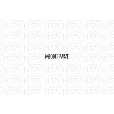 STM-18319 Stempel gumowy - Mlodej Parze - First Love