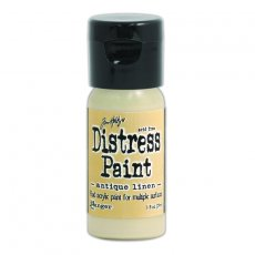 TDF52906 Distress Fliptop Paints -Antique Linen