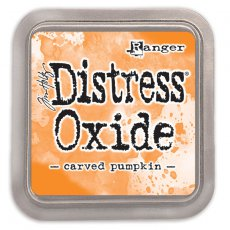 TDO55877 Tusz Distress OXIDE -Carved Pumpkin