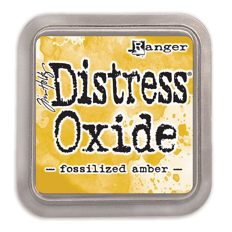 TDO55983 Tusz Distress OXIDE-Fossilized Amber