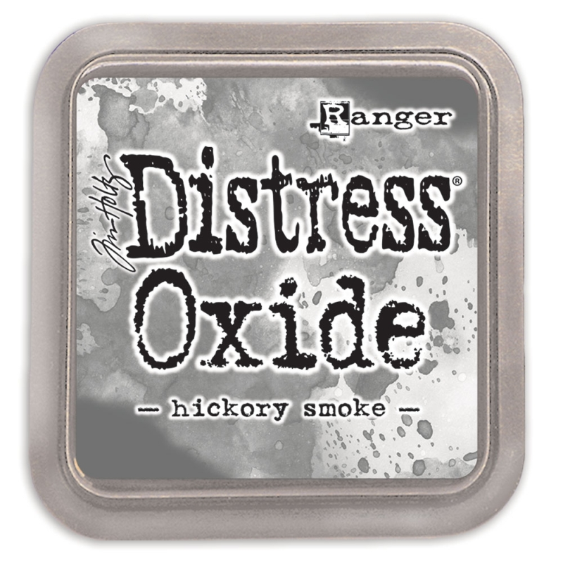 TDO56027 Tusz Distress OXIDE -Hickory Smoke