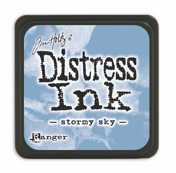 TDP40217 Tusz Distress Mini -Stormy Sky