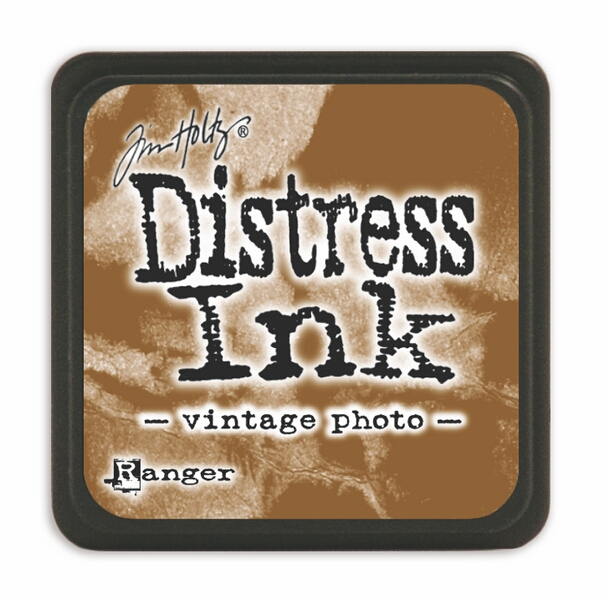 TDP40262 Tusz Distress Mini -Vintage Photo