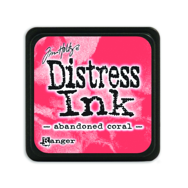 TDP46769 Tusz Distress Mini  -Abandoned Coral