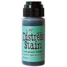 TDW36111 Tusz Distress Stain Evergreen Bough