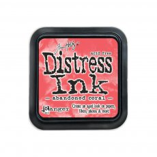 TIM43188 Tusz Distress Ink Pad Abandoded Coral