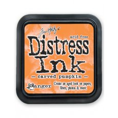 TIM43201 Tusz Distress Ink Pad -Carved Pumpkin