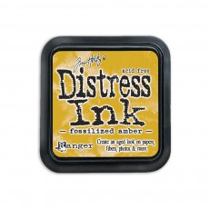 TIM43225 Tusz Distress Ink Pad Fossilized Amber