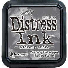 TIM43232 Tusz Distress Ink Pad -Hickery Smoke