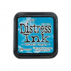 TIM43256 Tusy Distress Ink Pad Mermaid Lagoon