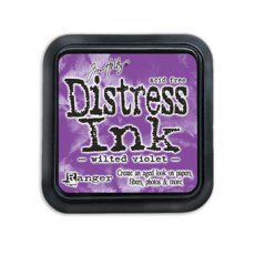 TIM43263 Tusz Distress Ink Pad -Wilted Violet