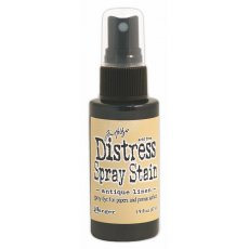 TSS42136 Distress Stain Spray- Antique Linen