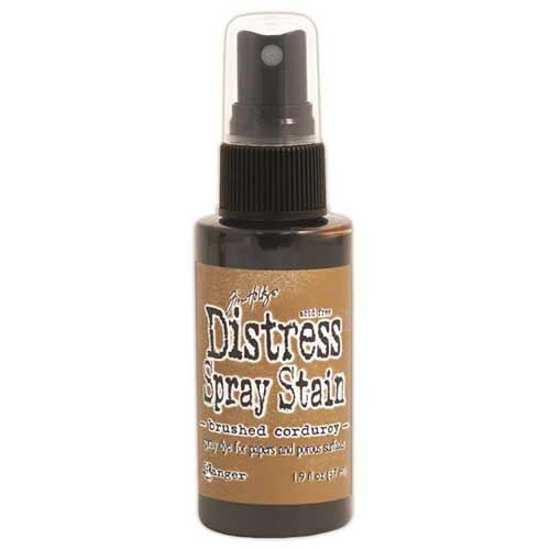 TSS42181 Distress Stain Spray-Brushed Corduroy