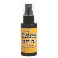 TSS42624 Distress Stain Spray-Wild Honey
