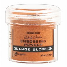 WEP43904 Puder do embossingu Wendy Vecchi Orange Blossom