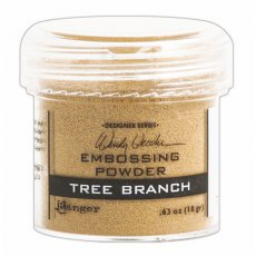 WEP43928  Puder do embossingu Wendy Vecchi  Tree Branch