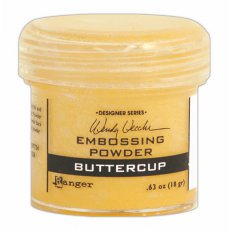 WEP45717 Puder do embossingu Wendy Vecchi  Buttercup