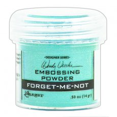 WEP48039 Puder do embossingu Forget-Me-Not Ranger