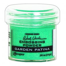 WEP49050 Puder do embossingu Garden Patina Ranger