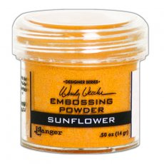 WEP49067 Puder do embossingu Sunflower Ranger