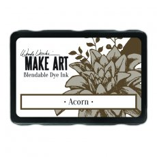 WVD62561 Tusz Wendy Vecchi MAKE ART Bleandable Dye Ink- Acorn