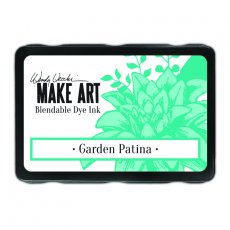 WVD62608 Tusz Wendy Vecchi MAKE ART Bleandable Dye Ink- Garden Patina
