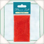 035007 Kwiatki  Flower Soft - Poppy Red